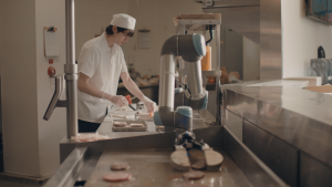 Flippy, a fast-food making robot from Miso Robotics